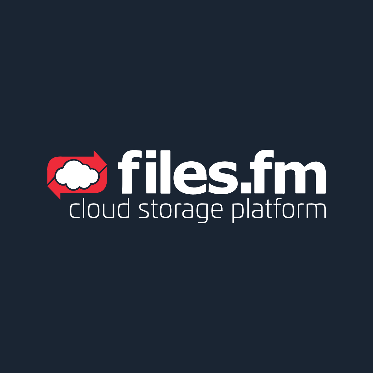 File upload, sharing and cloud backup online service